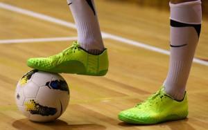 ASB Trans Tasman Cup, Futsal Whites v Futsal Roos, ASB Stadium, Kohimarama, FSaturday 22 September 2012. Photo: Simon Watts/photosport.co.nz